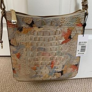 BRAHMIN Oasis Katie Crossbody in Melbourne Pattern